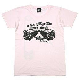 Ispunkdeadornot?UネックTシャツ-BPGT-sp035ut-G-パンクTシャツロックTシャツカットソーかっこいいライブフェスオリジナルプリントメンズレディースユニセックス大きいサイズピンク半袖綿【RCP】