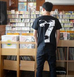 TimeLimit(タイムリミット)UネックTシャツBPGTsp038ut-Z完-半袖黒色ブラックカットソーグラフィック地球7分セブンメッセージバックプリントカジュアルアメカジメンズレディース綿100%オリジナルTシャツ屋さんバンビ【RCP】