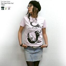 TheGhostWriterNo.1Tシャツ【TheGhostWriter-ザゴーストライター】tgw001tee-S-UKUSパンクTロックTシャツパンクファッションメッセージTオリジナルTシャツ半袖Teeメンズレディースユニセックスファッション【RCP】