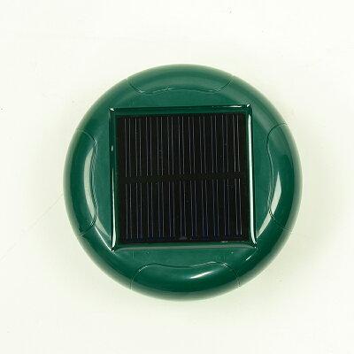 ハイパワー・ソーラーモグラ防除器(可変式)