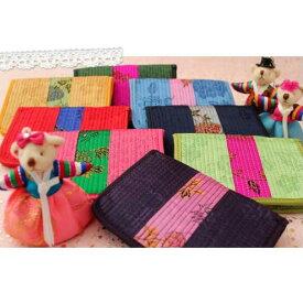【DM便OK!】韓国雑貨 韓国伝統 アクセサリー 【韓国伝統カードケース】 実用品 雑貨 ウォレット 韓国 ハングル母の日 ギフト