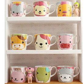 マグカップ 動物 動物マグカップ 食器