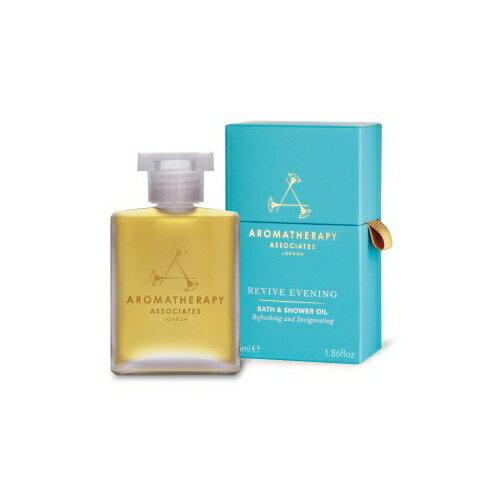 アロマセラピーアソシエイツ リバイブ イブニング バスアンドシャワーオイル 55ml【人気】【激安】【Aromatherapy Associates】【入浴剤・バスオイル】