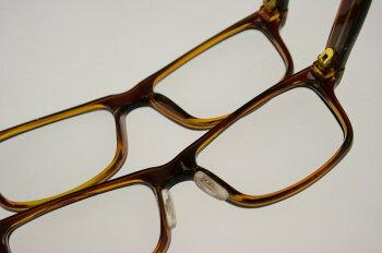 鼻パットセルフレームの眼鏡の使用の方[ベストワンオンラインショップ]【送料無料1225】可能
