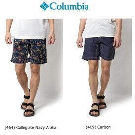 Columbia (コロンビア) PM4846 (メンズ) リープザリワーズパターンドショーツ/Reap The Rewards Patterned Short/ショートパンツ/2017SS