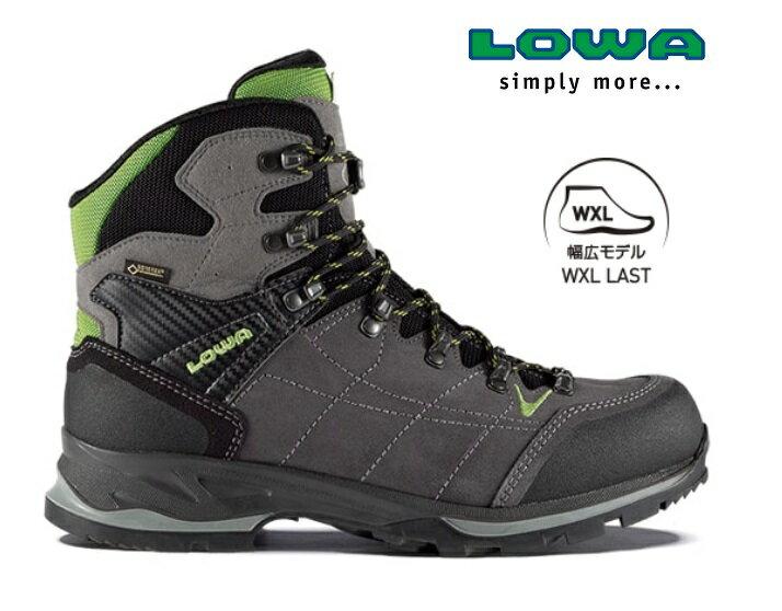 LOWA (ローバー) メンズ VANTAGE GTX JPN WXL/バンテージGTX MID/登山靴/トレッキングシューズ/010699/GORE-TEX/kcsts