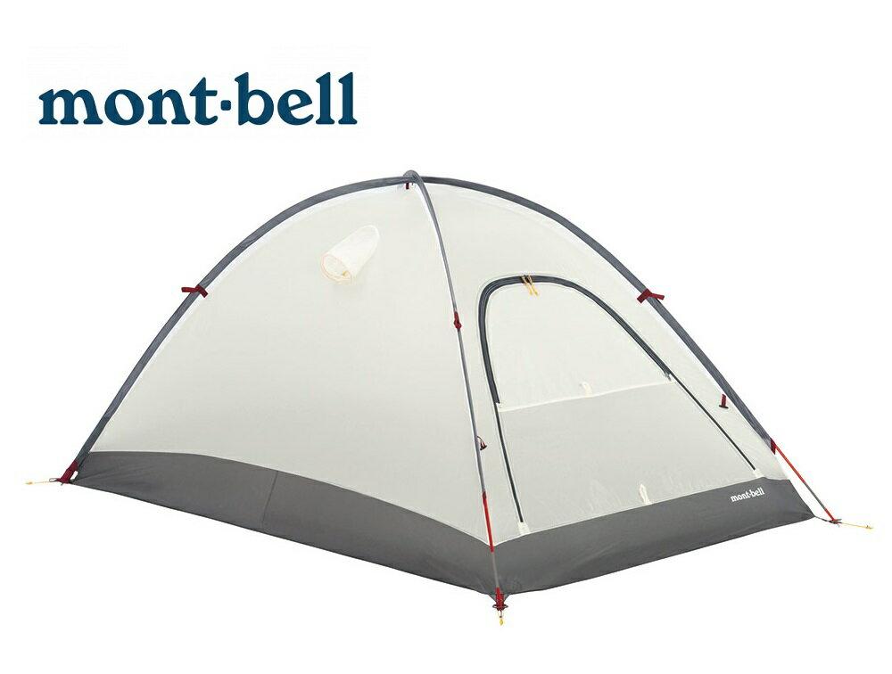 mont-bell (モンベル) 1122533 ステラリッジテント2型 本体/キャンプ/アウトドア/nsts