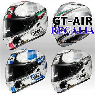 GT-Air REGALIA ジーティーエアーレガリアフルフェイスヘルメット SHOEI