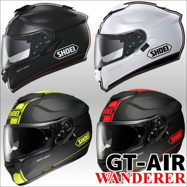 ショウエイ GT-Air WANDERER ジーティーエアーワンダラー インナー フルフェイス ヘルメット SHOEI