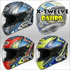 X-TWELVE DAIJIRO Daiji low Daijiro Kato replica X-12 full-faced helmet helmet SHOEI