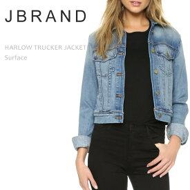 【SALE】J Brand(ジェイブランド・ジェーブランド)422 HARLOW TRUCKER JACKET Surface【送料無料】デニムジャケット/ジーンズジャケット/ジージャン