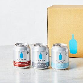 コールドブリュー缶 3種アソートメントセット | ブルーボトル コーヒー blue bottle coffee ギフト プレゼント グッズ カフェ
