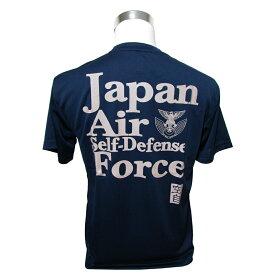 自衛隊グッズ Tシャツ JASDF&空自柄
