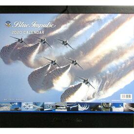 自衛隊グッズ ブルーインパルス 2020 壁掛け カレンダー 幅38cm×縦35.5cm