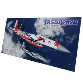 自衛隊グッズ カレンダー 航空自衛隊 2020 卓上型 赤塚聡撮影