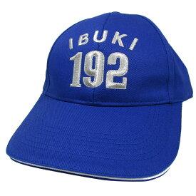 自衛隊グッズ 劇場版 空母いぶき 公式グッズ 帽子 いぶき ジュニアサイズ 野球帽 青