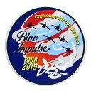 自衛隊グッズ セラミックス吸水コースター ブルーインパルス 2019ツアー