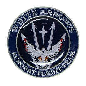 自衛隊グッズ 海上自衛隊 WHITE ARROWS -ホワイトアローズ- メダル ケース入り