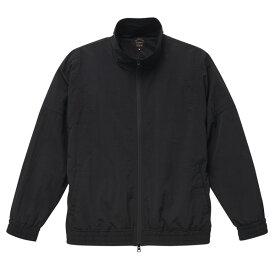 ジャケット メンズ レディース 黒 ブラック m l xl 2l トラックジャケット ブルゾン ジャンパー 上着 ジャケット 秋冬 冬 おしゃれ 大きいサイズ ユニセックス 防寒 あったか 大人 人気 シンプル スポーツ トップス 部屋着 トレーニングウェア アウター ナイロン 軽量 軽い