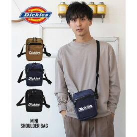 Dickies バッグ かばん ショルダーバッグ メンズ レディース カジュアル スポーティー ミニ 小さめ 旅行 ロゴ 斜めがけ 14483100