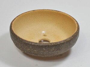 【信楽焼】5号鉢 鉄鉢【陶器鉢 盆栽鉢 】