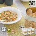【最大\500OFFクーポン配布中】非常食 サバイバルフーズ ファミリーセット[約60食相当] 野菜シチュー(約440g)3缶&クラッカー(約867g)3缶