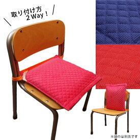 防災頭巾用片面コール天カバーD [M便 1/1]