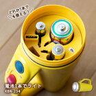 単2電池・単3電池・単4電池どれでも1本あれば使えるライトKBN-234(懐中電灯/防災/避難持ち出し品)