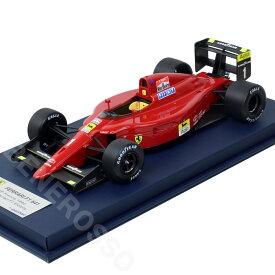 Look Smart 1/18スケール フェラーリ 641/2 フランスGP 1990 A.プロスト LSF1H11