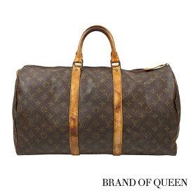 ルイヴィトン 【中古】 ボストンバッグ キーポル50 モノグラム バッグ M41426 Louis Vuitton メンズ レディース 旅行バッグ 【あす楽 送料無料】
