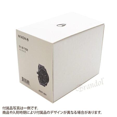 ニクソンメンズ腕時計THETIMETELLERタイムテラーアセテートA327-248237mmパープル系×ブラックA327-2482