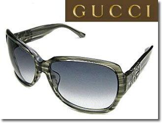 古驰(GUCCI)太阳眼镜GG2993-F-S-RDZ黑色灿烂×灰色层次