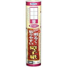 【あす楽対応】アサヒペンNEW明るく貼りやすい障子紙28CMX18.8M9123笹