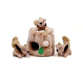 狩猟本能を刺激 アウトワードハウンド ハイド・アンド・シーク ラージ【犬/おもちゃ/知育】