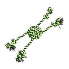 ストレス解消やデンタルケア ループノッティー B&G リム ROOP【犬/おもちゃ/ロープ】