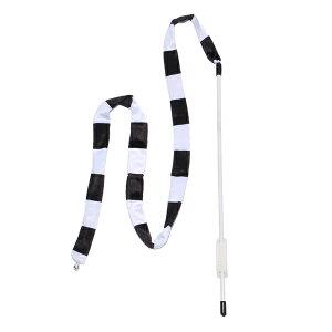 おしゃれ猫じゃらし ピカプー ブラック&ホワイト ダンサー pika poo【猫/おもちゃ/トイレ】