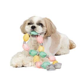 カラフルなリングトイ FADキャンディ・ダブルリング【犬/おもちゃ/かわいい】
