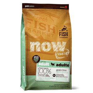 新鮮な食材 ナウフレッシュ グレインフリー スモールブリード フィッシュアダルト 908g ドッグフード NOW FRESH Grain Free【小型犬/ドッグフード/魚】