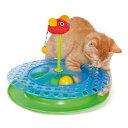 追いかけ遊びが楽しめる Petstages NEW チーズ・チェイス【猫/おもちゃ/ボール/】