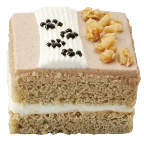 【冷凍商品】国産 ペット用 オーガニックケーキ アサイーフレーバーケーキ【犬/ケーキ/猫/記念日/誕生日/オーガニック】