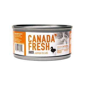 カナダフレッシュ 猫用総合栄養食 ダック 156g ウェットフード 缶詰【猫/高品質/キャットフード】