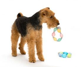 キューキュー鳴る FAD ファッド キャンディー・リングトイ S サイズ【犬/おもちゃ/かわいい】