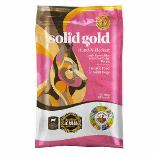 ラム肉使用 ソリッドゴールド フントフラッケン 1.8kg 正規品 【犬/ドックフード/ラム/アレルギー】