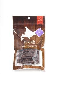【メール便対応可】北海道産・無添加 北の極 馬肉 ポキポキジャーキー 30g 【犬/おやつ/無添加/】