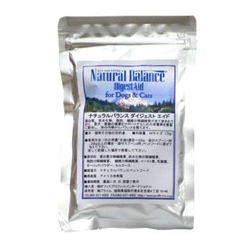 [メール便対応可] 整腸サポート ナチュラルバランス・サプリメント ダイジェストエイド Mサイズ 70g【サプリ/消化/酵素】