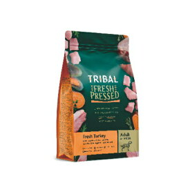 TRIBAL  トライバル フレッシュターキー 12kg【犬/穀物不使用/ドッグフード】