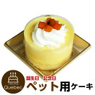新入荷誕生日ケーキクリスマスケーキワンちゃん用犬用ワンちゃん用コミフかぼちゃの豆乳ムースペットケーキ