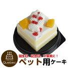 新入荷誕生日ケーキクリスマスケーキワンちゃん用犬用ワンちゃん用コミフやさしいスイーツ米粉豆乳クリームペットケーキ
