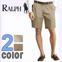 POLO RALPH LAUREN ポロ ラルフローレン メンズ ハーフパンツ[ベージュ ダークベージュ]2色展開[ポロ・ラルフローレン…