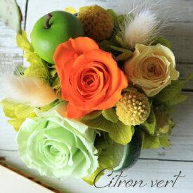 プリザーブドフラワー ケース付 送別会 出産祝い プレゼント 誕生日 ギフト ブリザードフラワー 花 贈り物